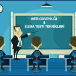 Web Güvenliği Eğitimi