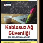 Eğitmenlerimizden Besim Altınok'un Kablosuz Ağ Güvenliği Kitabı