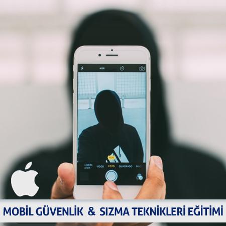 iOS için Mobil Güvenlik - Pentest Eğitimi - Sızma Teknikleri ile zafiyetleri keşfedin!